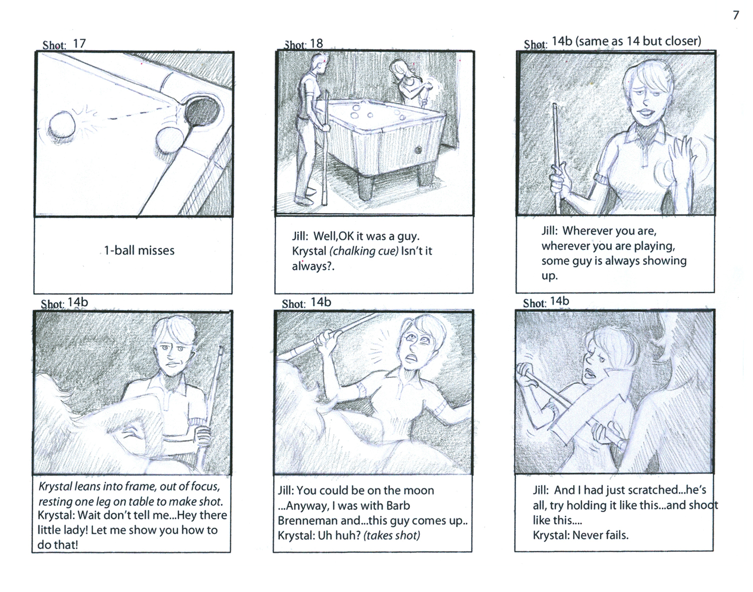 Example 2 - Storyboard